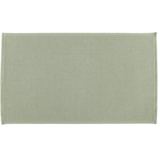 Rhomtuft - Badematte Plain - Farbe: jade - 90 70x120 cm