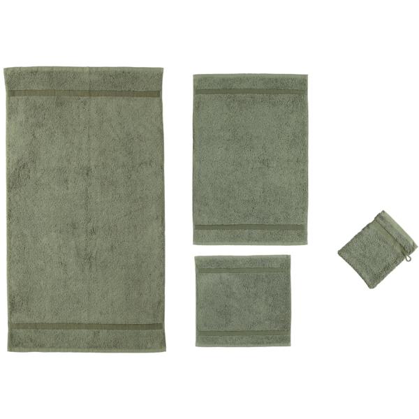Rhomtuft - Handtücher Princess - Farbe: olive - 404
