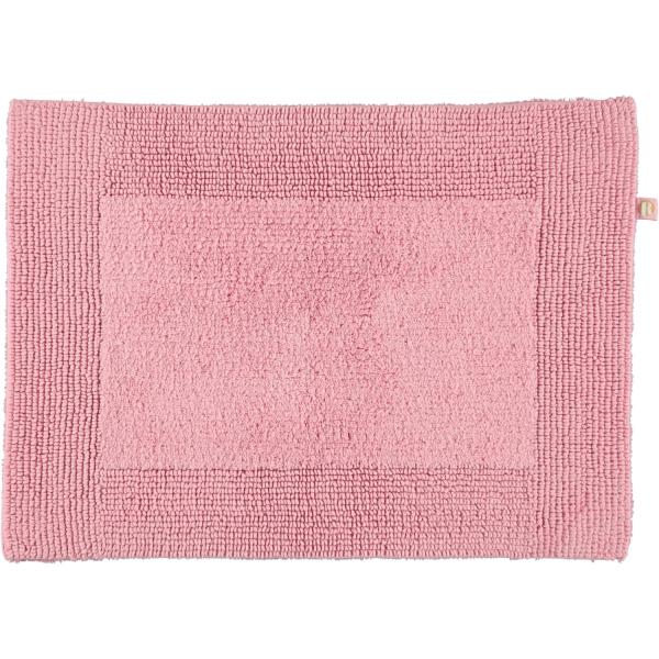 Rhomtuft - Badteppiche Prestige - Farbe: rosenquarz - 402 45x60 cm