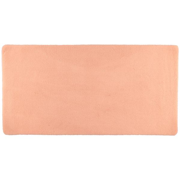 Rhomtuft - Badteppiche Square - Farbe: peach - 405 80x160 cm