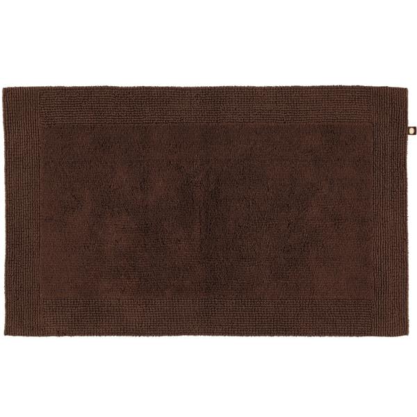 Rhomtuft - Badteppiche Prestige - Farbe: mocca - 406 60x100 cm