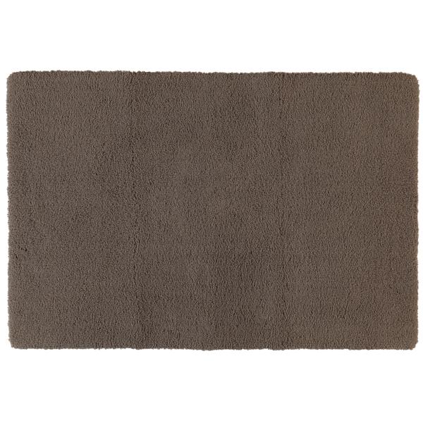 Rhomtuft - Badteppiche Square - Farbe: taupe - 58 60x90 cm