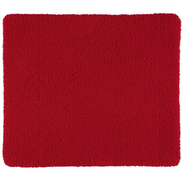 Rhomtuft - Badteppiche Square - Farbe: cardinal - 349 50x60 cm