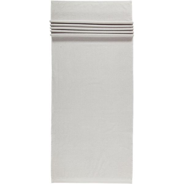 Rhomtuft - Handtücher Baronesse - Farbe: perlgrau - 11 Saunatuch 70x190 cm