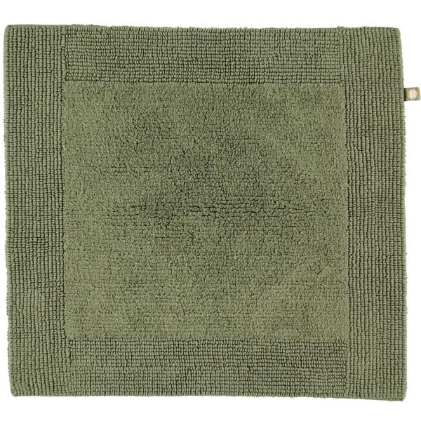 Rhomtuft - Badteppiche Prestige - Farbe: olive - 404 60x60 cm