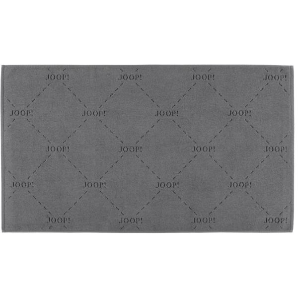 JOOP! Badematte Dash 73 - Farbe: Light Anthrazit - 413 65x115 cm