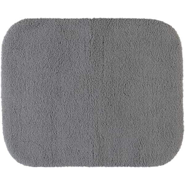 Rhomtuft - Badteppiche Aspect - Farbe: kiesel - 85 50x60 cm