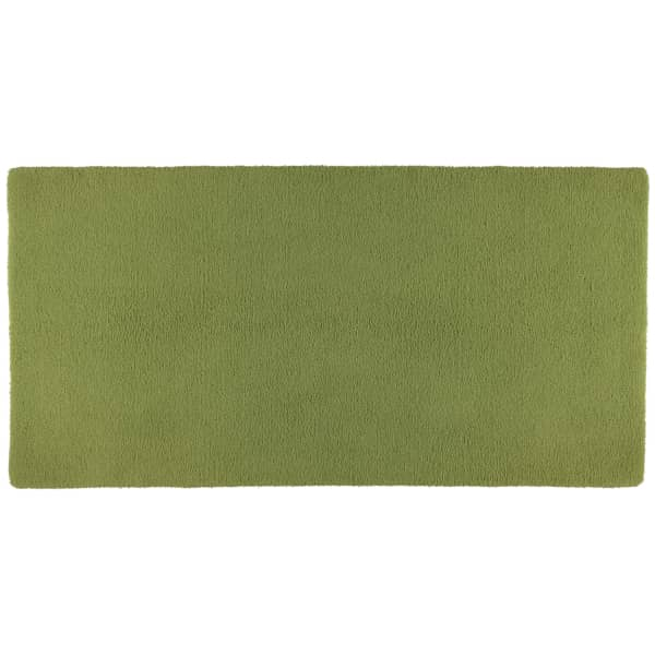 Rhomtuft - Badteppiche Square - Farbe: lind - 12 80x160 cm