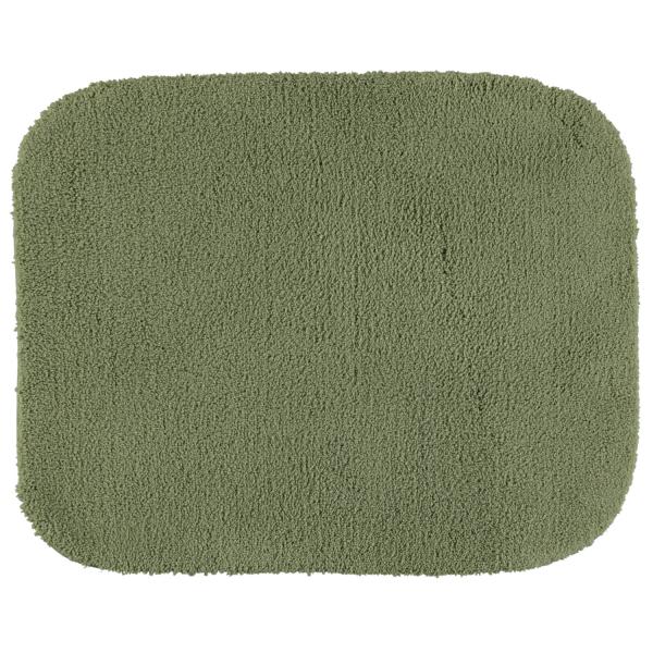Rhomtuft - Badteppiche Aspect - Farbe: olive - 404 50x60 cm