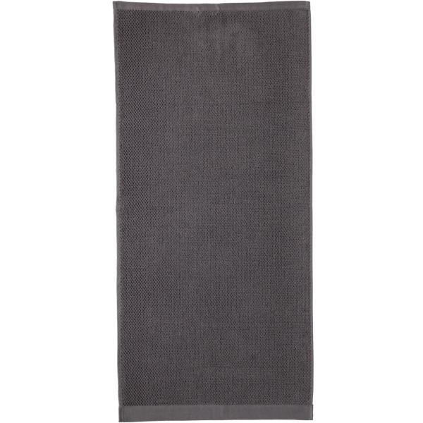 Rhomtuft - Handtücher Baronesse - Farbe: zinn - 02 Handtuch 50x100 cm