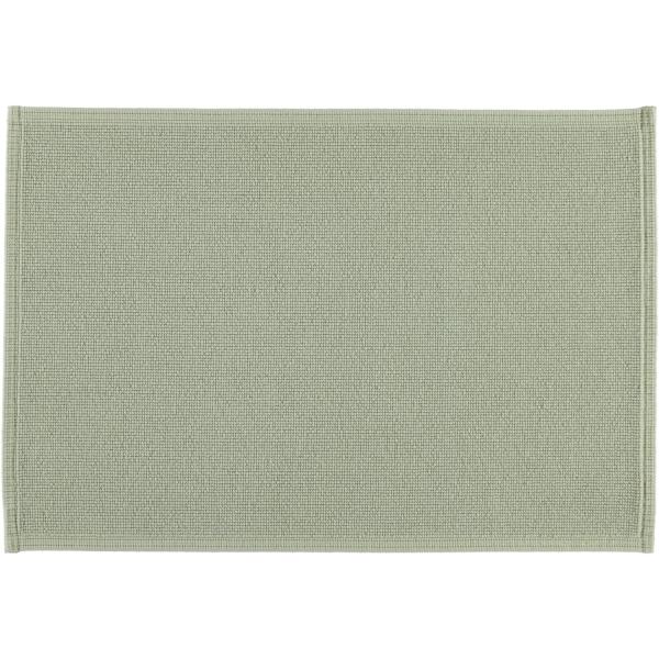 Rhomtuft - Badematte Plain - Farbe: jade - 90 60x90 cm