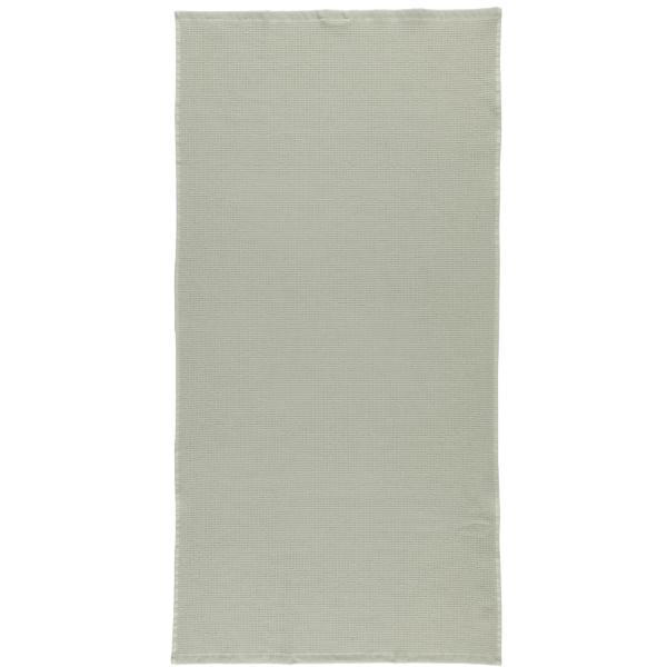 Rhomtuft - Handtücher Face & Body - Farbe: jade - 90 Duschtuch 70x130 cm