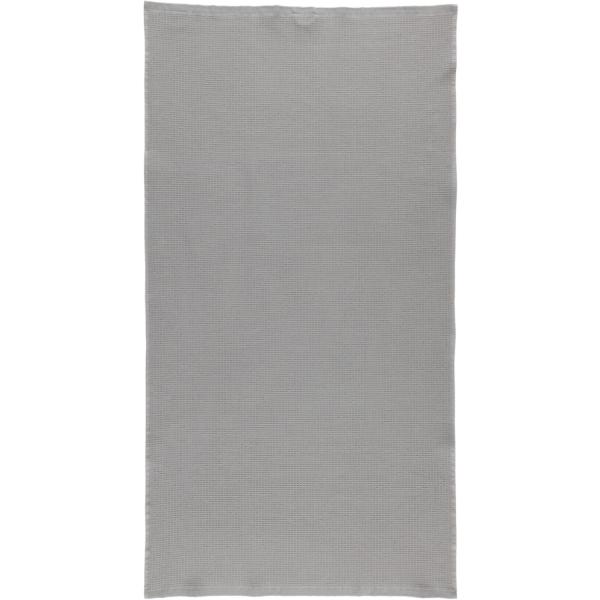 Rhomtuft - Handtücher Face & Body - Farbe: kiesel - 85 Duschtuch 70x130 cm