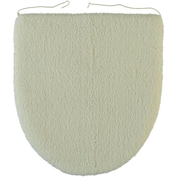 Rhomtuft - Badteppiche Square - Farbe: natur-jasmin - 20 Deckelbezug 45x50 cm