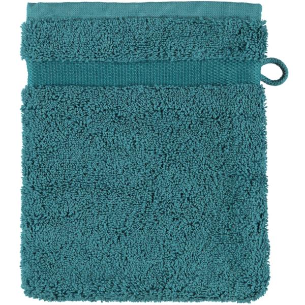 Rhomtuft - Handtücher Princess - Farbe: pinie - 279 Waschhandschuh 16x22 cm