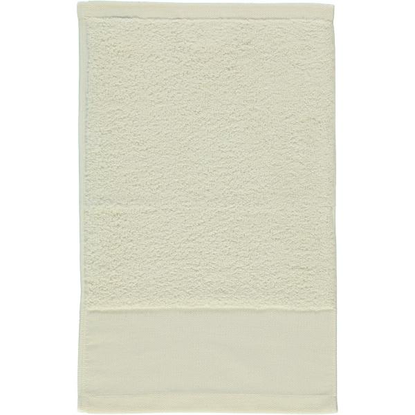 Rhomtuft - Handtücher Comtesse - Farbe: natur-jasmin - 20 Gästetuch 30x50 cm