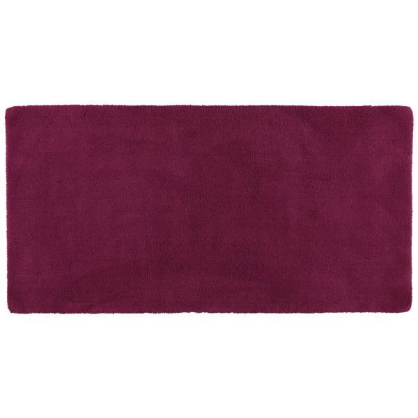 Rhomtuft - Badteppiche Square - Farbe: berry - 237 80x160 cm