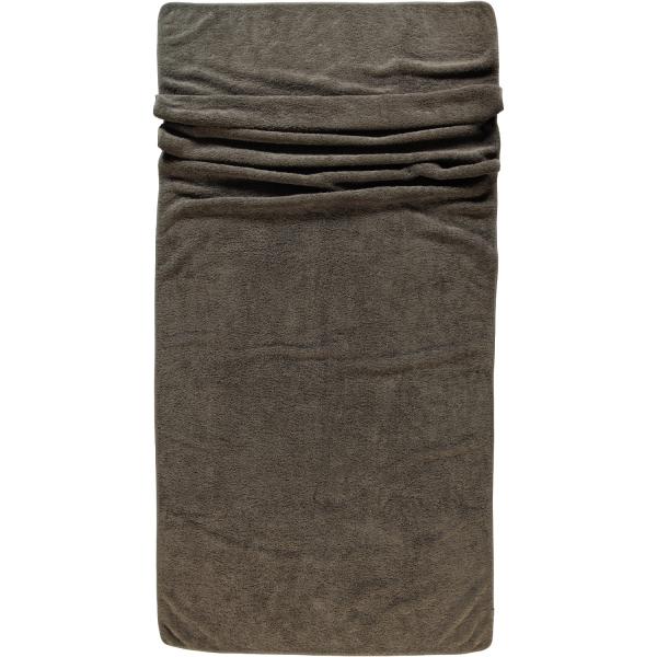 Rhomtuft - Handtücher Loft - Farbe: taupe - 58 Saunatuch 80x200 cm