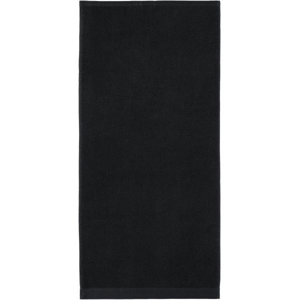 Rhomtuft - Handtücher Baronesse - Farbe: schwarz - 15 Handtuch 50x100 cm