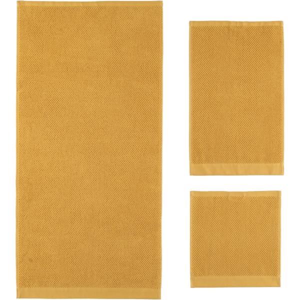 Rhomtuft - Handtücher Baronesse - Farbe: gold - 348