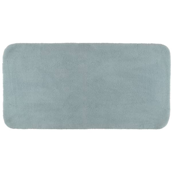 Rhomtuft - Badteppiche Aspect - Farbe: aquamarin - 400 80x160 cm