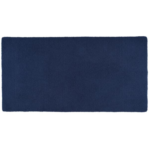 Rhomtuft - Badteppiche Square - Farbe: kobalt - 84 80x160 cm