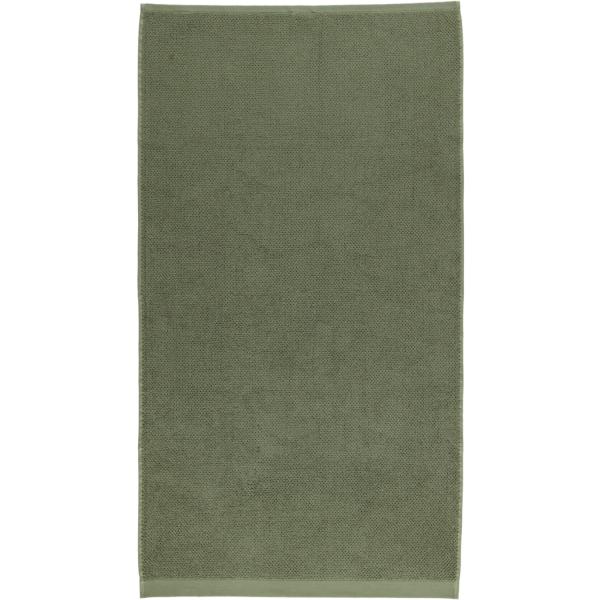 Rhomtuft - Handtücher Baronesse - Farbe: olive - 404 Duschtuch 70x130 cm