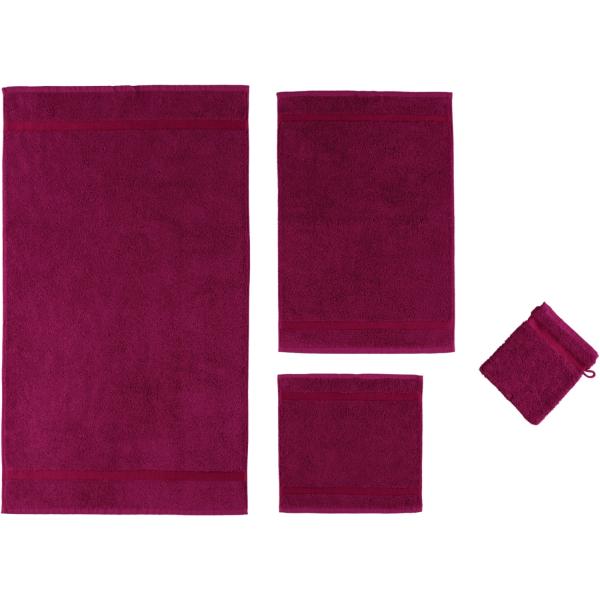 Rhomtuft - Handtücher Princess - Farbe: himbeer - 303