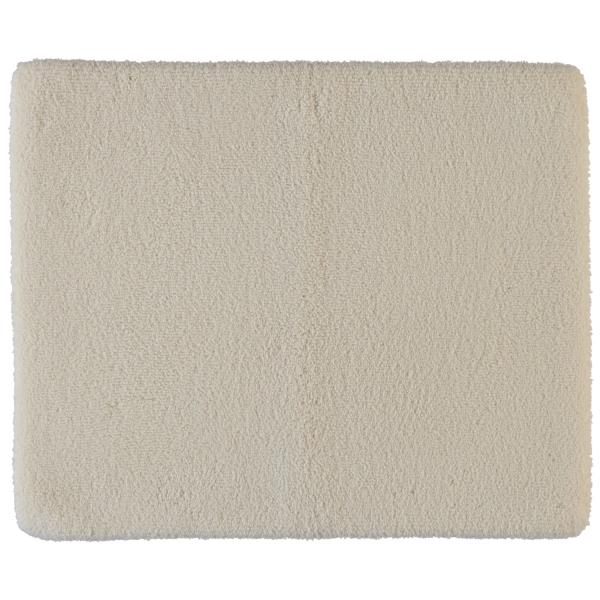 Rhomtuft - Badteppiche Square - Farbe: natur-jasmin - 20 50x60 cm