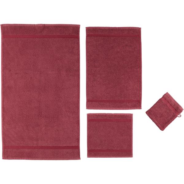 Rhomtuft - Handtücher Princess - Farbe: marsala - 391