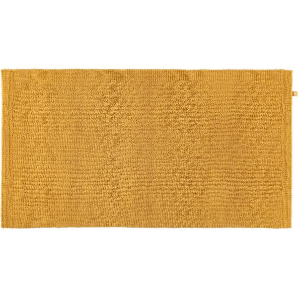 Rhomtuft - Badteppich Pur - Farbe: gold - 348 70x130 cm