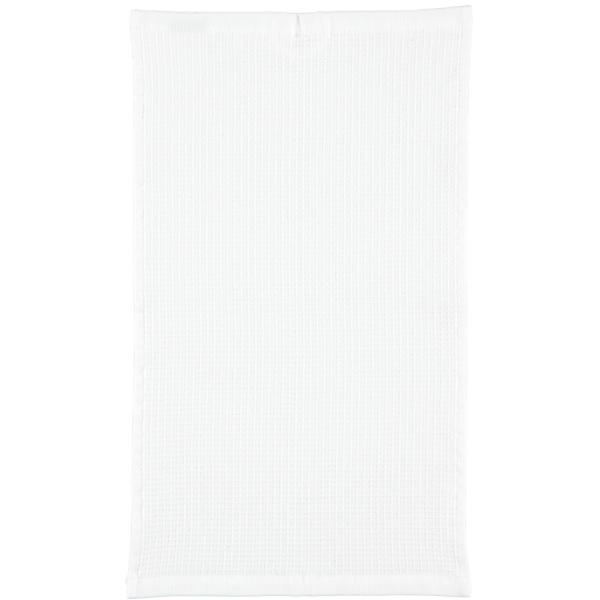 Rhomtuft - Handtücher Face & Body - Farbe: weiß - 01 Gästetuch 30x50 cm