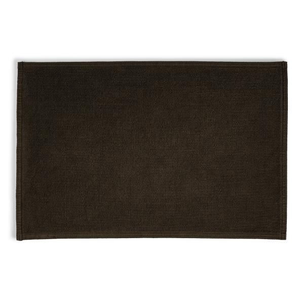 Rhomtuft - Badematte Plain - Farbe: mocca - 406 60x90 cm
