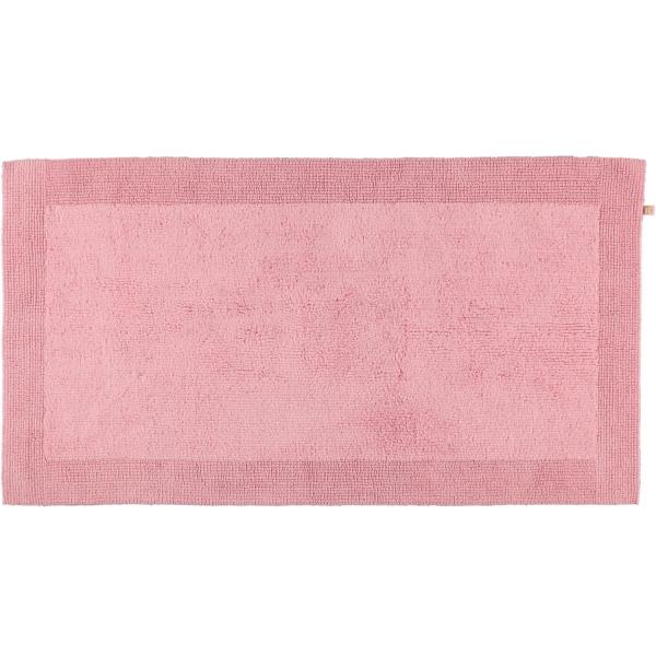 Rhomtuft - Badteppiche Prestige - Farbe: rosenquarz - 402 70x130 cm