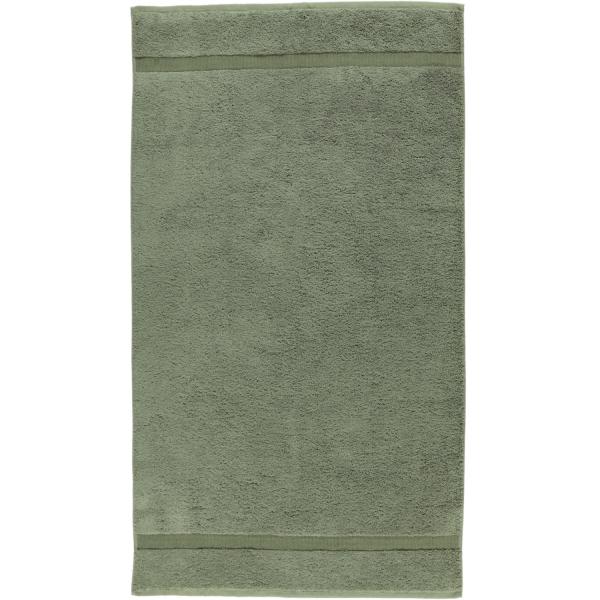 Rhomtuft - Handtücher Princess - Farbe: olive - 404 Duschtuch 70x130 cm