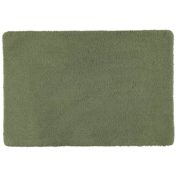Rhomtuft - Badteppiche Square - Farbe: olive - 404