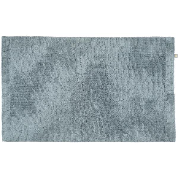 Rhomtuft - Badteppich Pur - Farbe: aquamarin - 400 60x100 cm