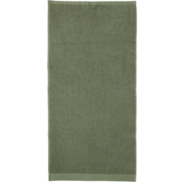 Rhomtuft - Handtücher Baronesse - Farbe: olive - 404 Handtuch 50x100 cm