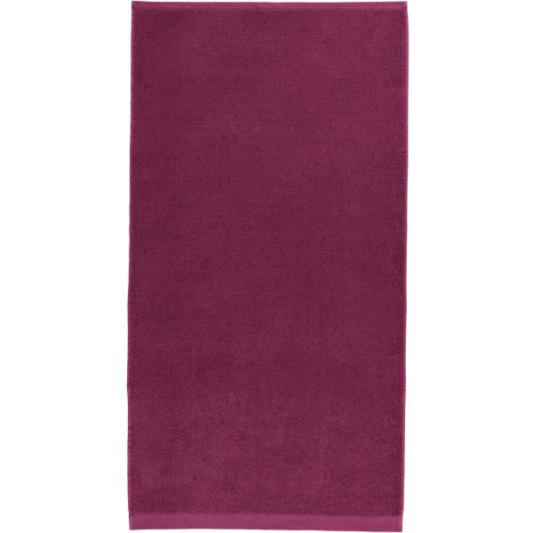 Rhomtuft - Handtücher Baronesse - Farbe: berry - 237 Duschtuch 70x130 cm