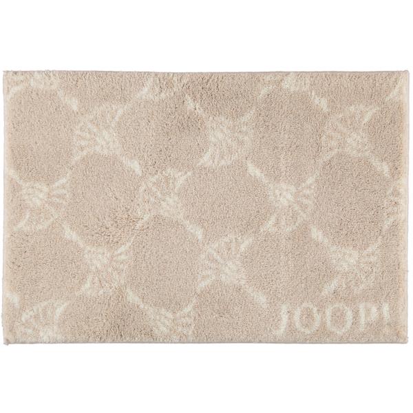 JOOP! Badteppich New Cornflower Allover 142 - Farbe: Natur - 020 60x90 cm