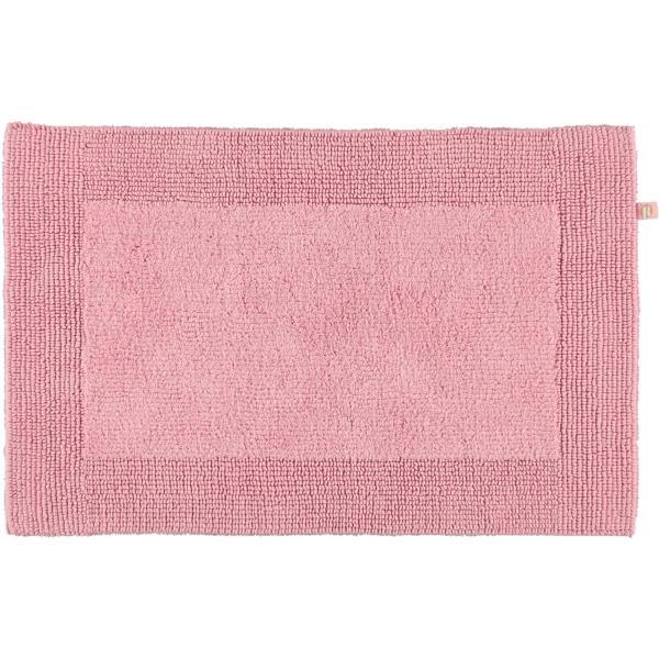 Rhomtuft - Badteppiche Prestige - Farbe: rosenquarz - 402 50x75 cm