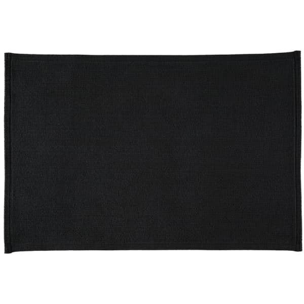 Rhomtuft - Badteppiche Plain - Farbe: schwarz - 15