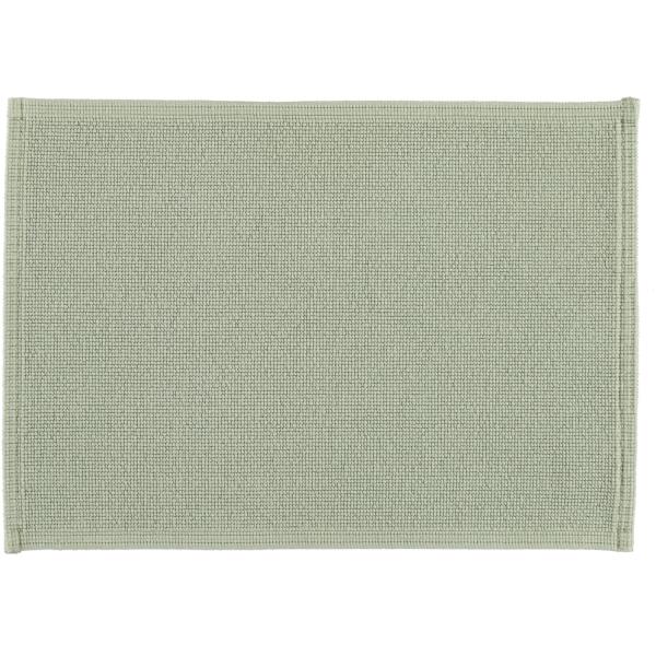 Rhomtuft - Badematte Plain - Farbe: jade - 90 50x70 cm