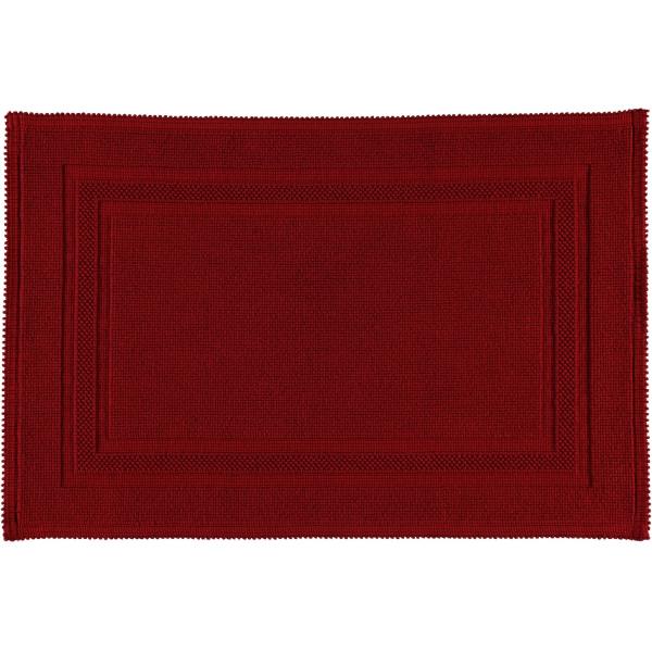 Rhomtuft - Badteppiche Gala - Farbe: cardinal - 349 70x120 cm
