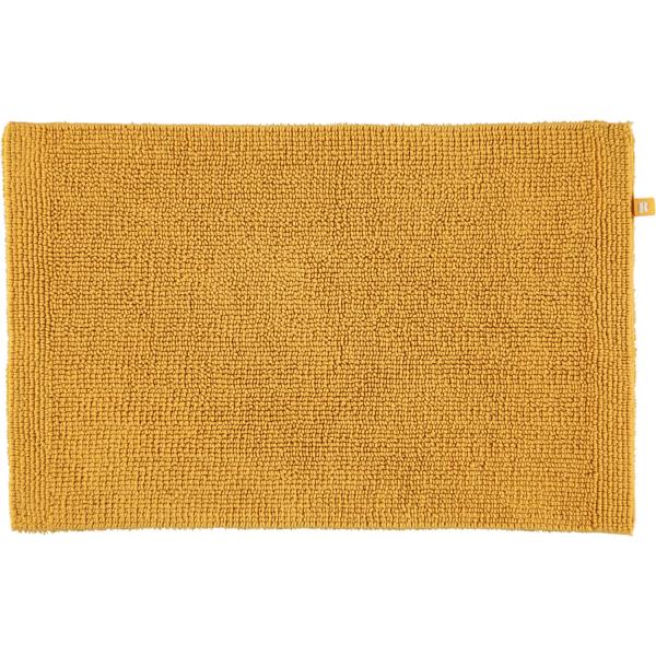 Rhomtuft - Badteppich Pur - Farbe: gold - 348 50x75 cm