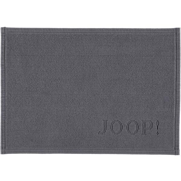 JOOP! Badematte Signature 49 - Farbe: Light Anthrazit - 413 50x70 cm