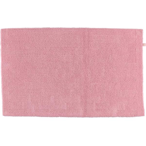 Rhomtuft - Badteppich Pur - Farbe: rosenquarz - 402 60x100 cm
