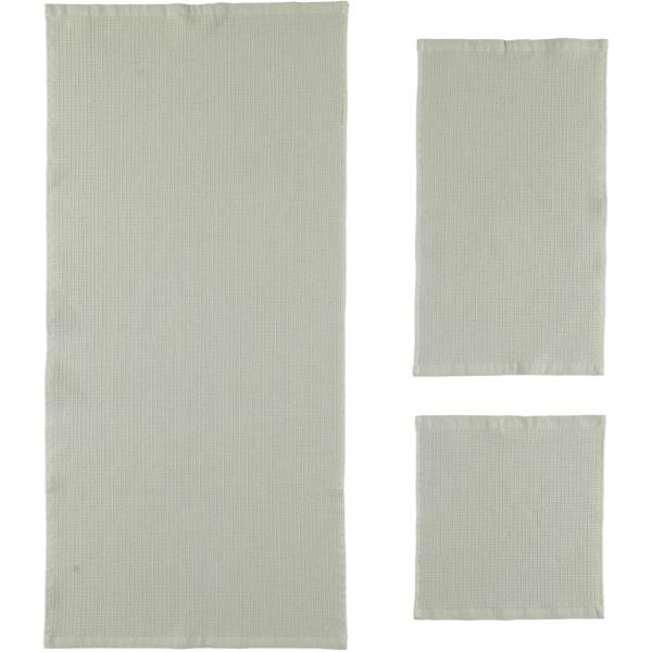 Rhomtuft - Handtücher Face & Body - Farbe: jade - 90