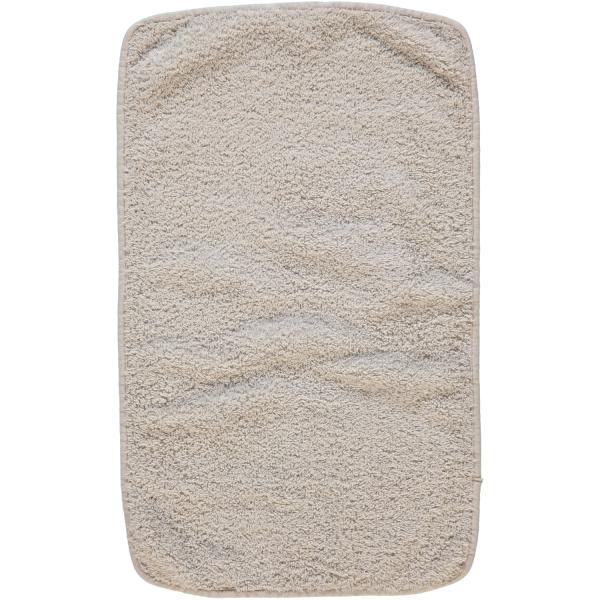 Rhomtuft - Handtücher Loft - Farbe: stone - 320 Gästetuch 30x50 cm