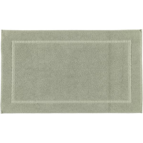 Rhomtuft - Badematte Pearl 51 - Farbe: jade - 90 70x120 cm